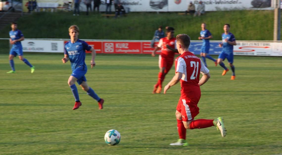 Bittere Niederlage in Ludwigshafen