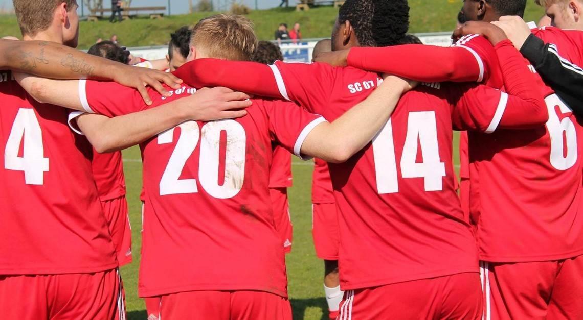 Heimspiel für die 2. Mannschaft gegen Zweibrücken