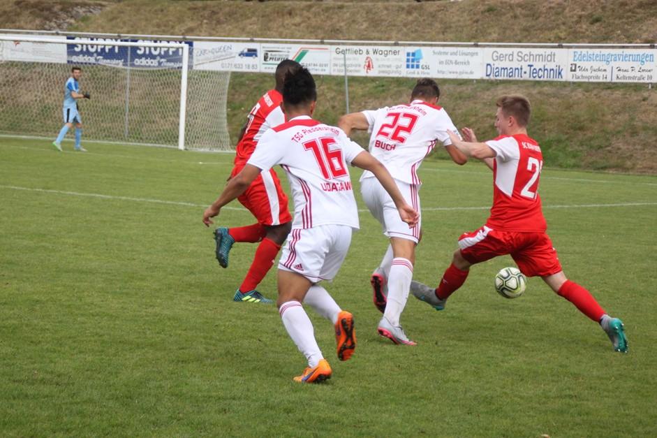 Niederlage gegen Pfeddersheim