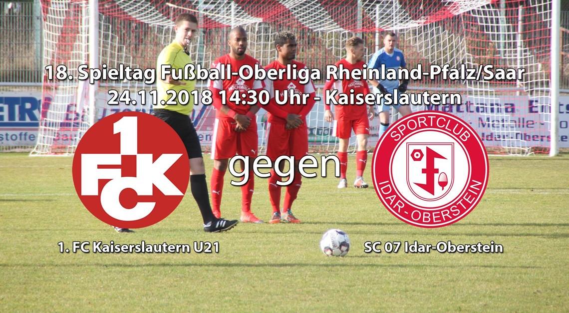 Rückrundenstart in der Oberliga