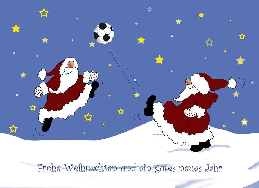 Der SC wünscht frohe Weihnachten