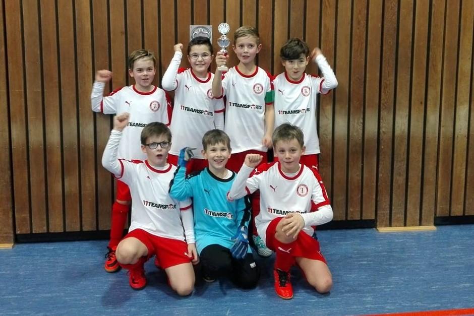 F-Junioren Spielfest in Gensingen