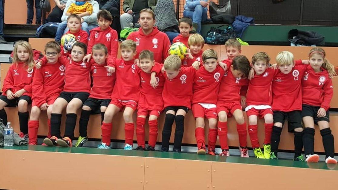 F-Junioren Vorrunde