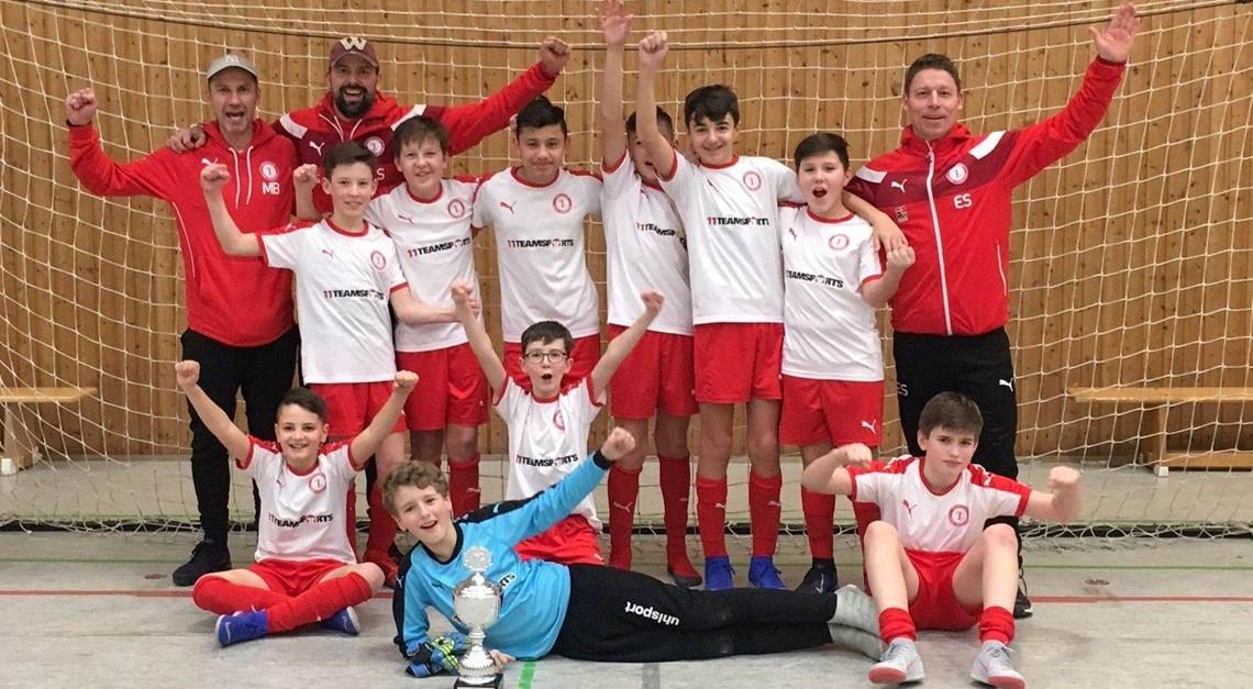 D-Junioren spielen tolles Turnier in Pirmasens!