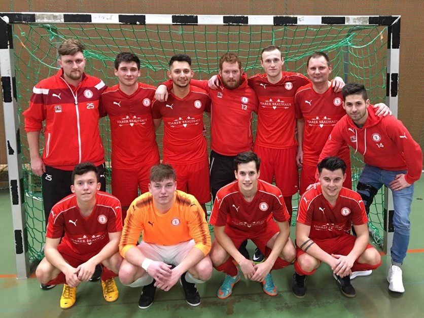 Vizemeister im Futsal
