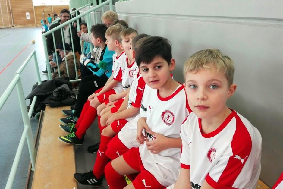 Top-Performance der F-Jugend Teams