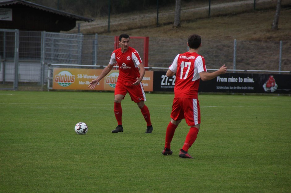 Niederlage in Fehrbach