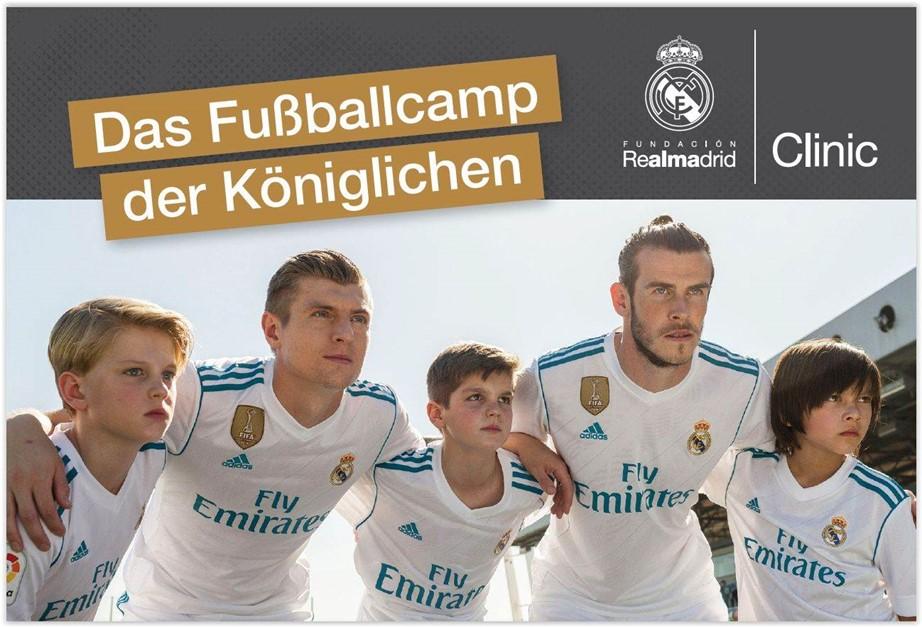 Real Madrid Fußballcamp im Haag
