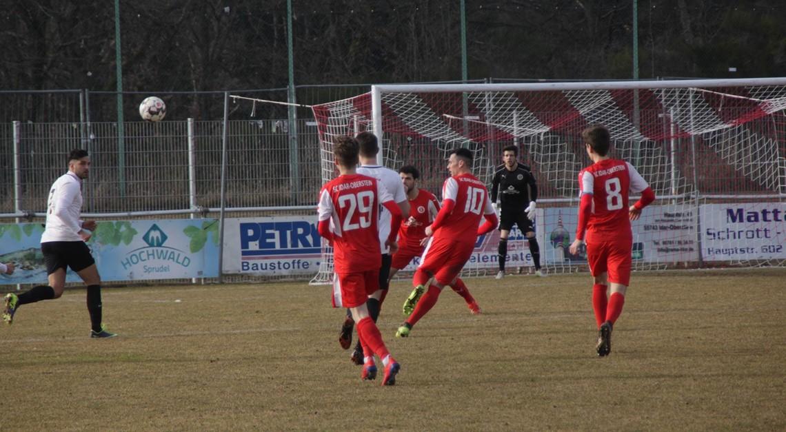 Idar verliert in Pfeddersheim