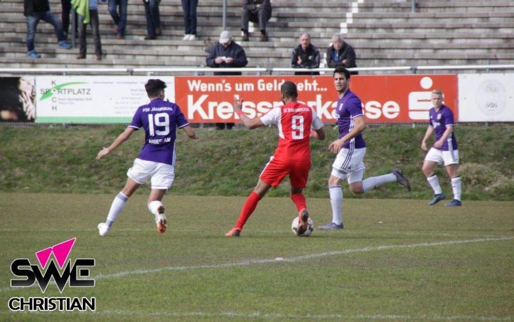 Heimspiel für die Landesliga-Elf