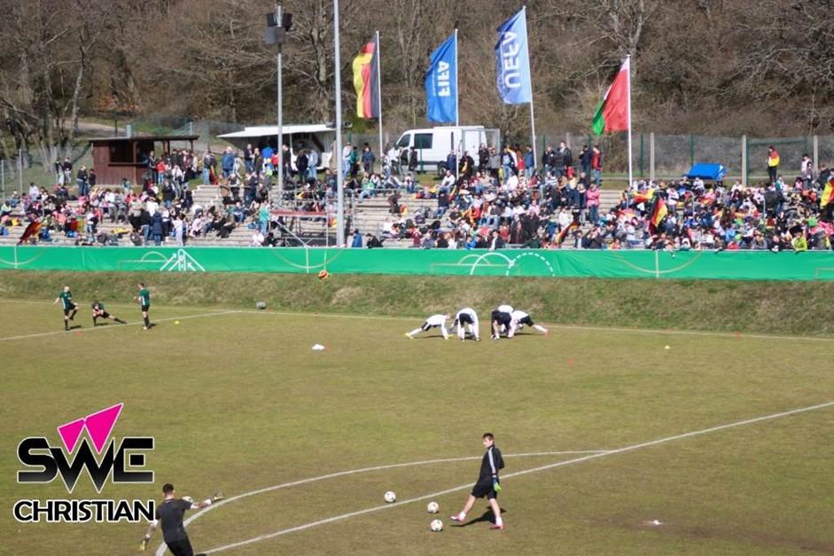Fotogalerie der U17 Qualifikationsspiele im März