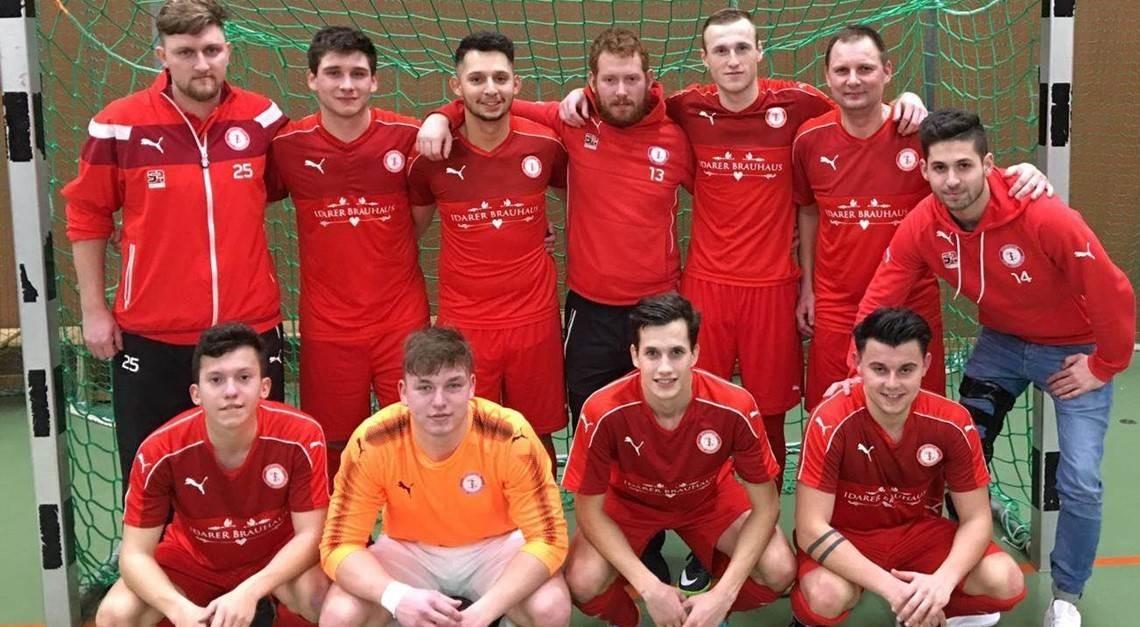 Rückspiel im Futsal-Achtelfinale
