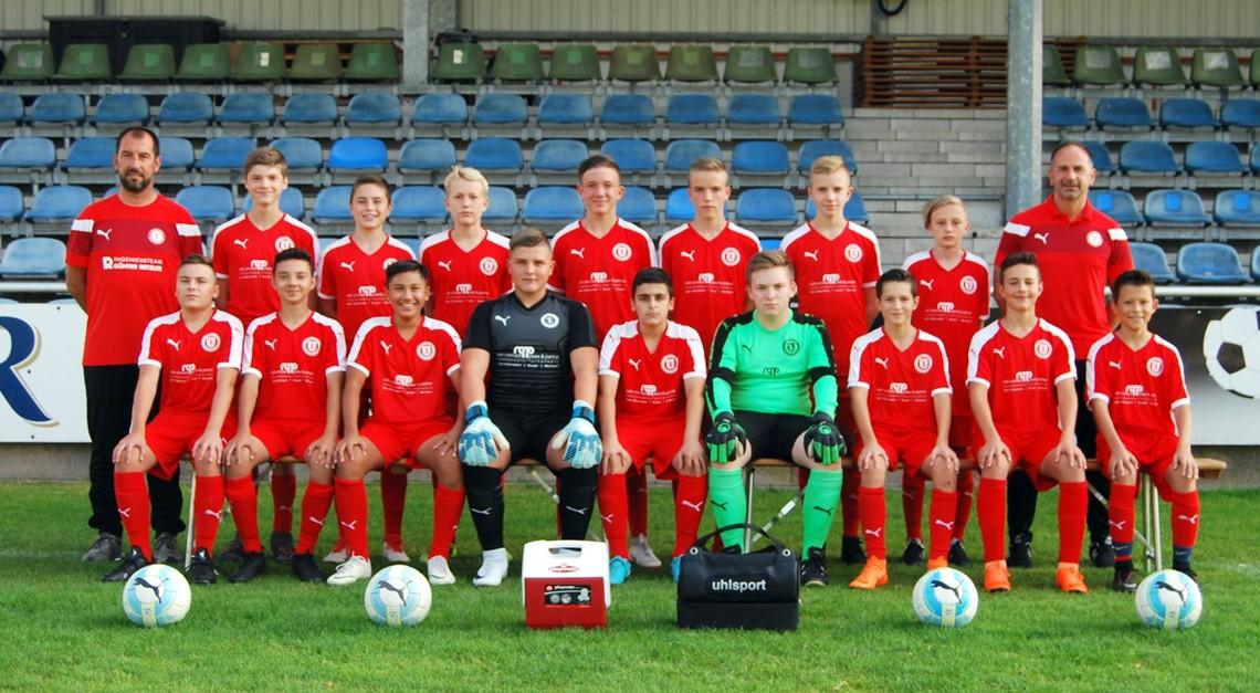 C-Junioren steigen auf in die Verbandsliga