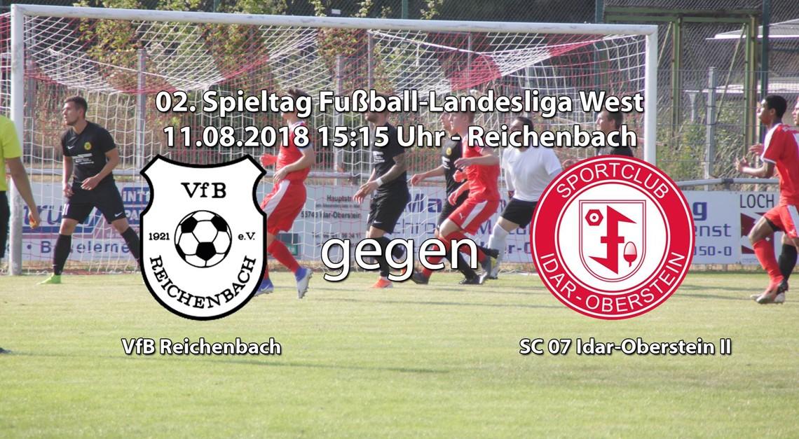 Idar zu Gast beim VfB Reichenbach