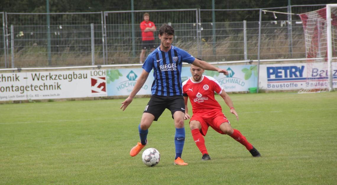 Idar empfängt den Aufsteiger SV Rülzheim