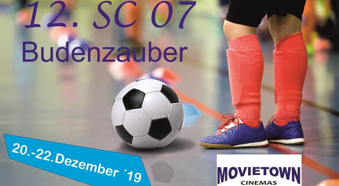 Am Wochenende startet der 12. SC 07 Budenzauber