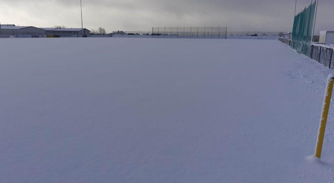 SPIELABSAGE: Das Verbandsligaspiel fällt aus!