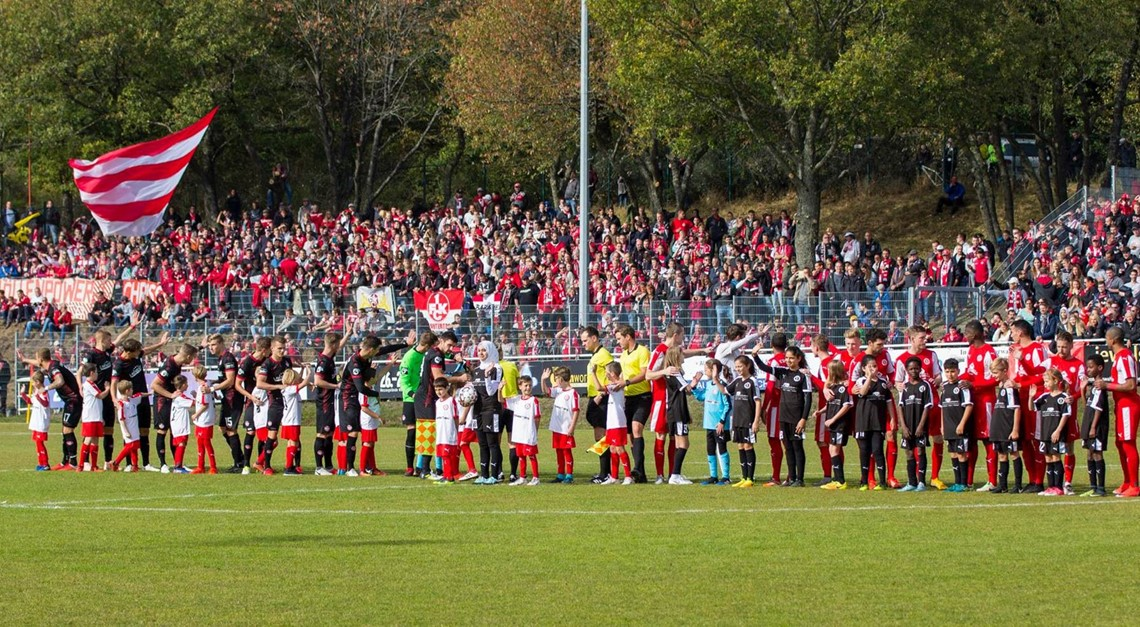 SC 07 Idar-Oberstein begrüßt den Saisonabbruch