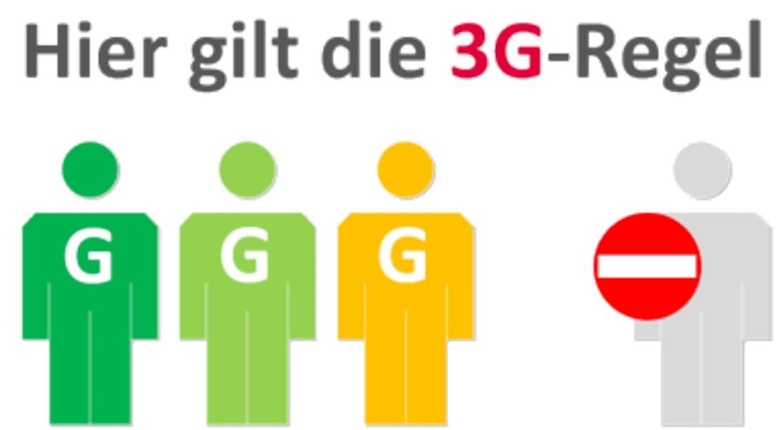 Im Haag gilt die 3G-Regel