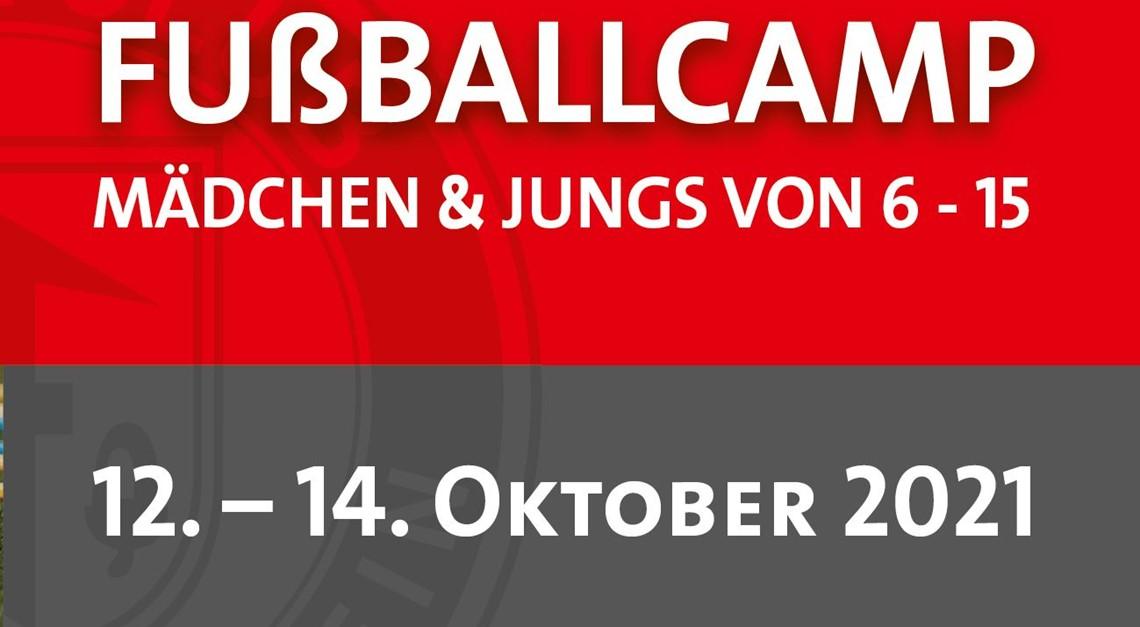 Fußballcamp in den Herbstferien im Haag