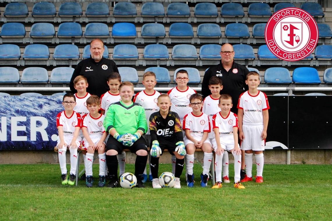 Mannschaftsfoto SC Idar-Oberstein 2