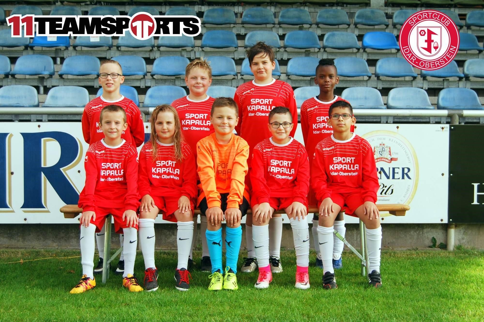 Mannschaftsfoto SC Idar-Oberstein 3
