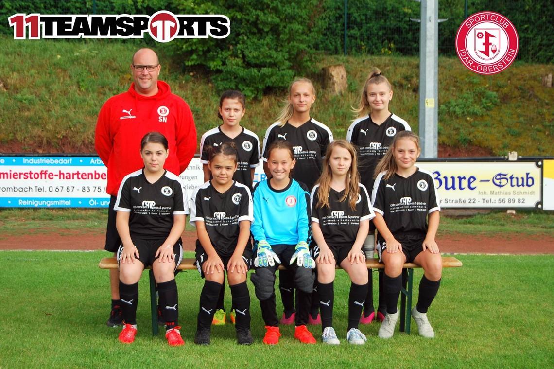 Mannschaftsfoto SC Idar-Oberstein 4