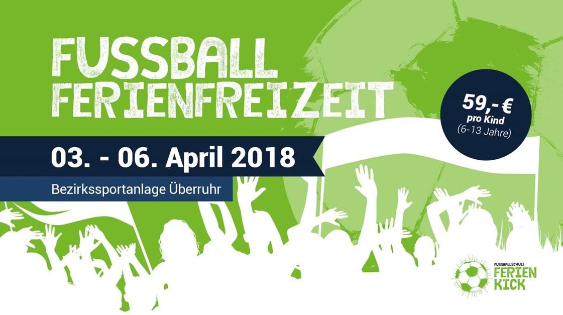 Fussballferienzeit in Essen - Überruhr