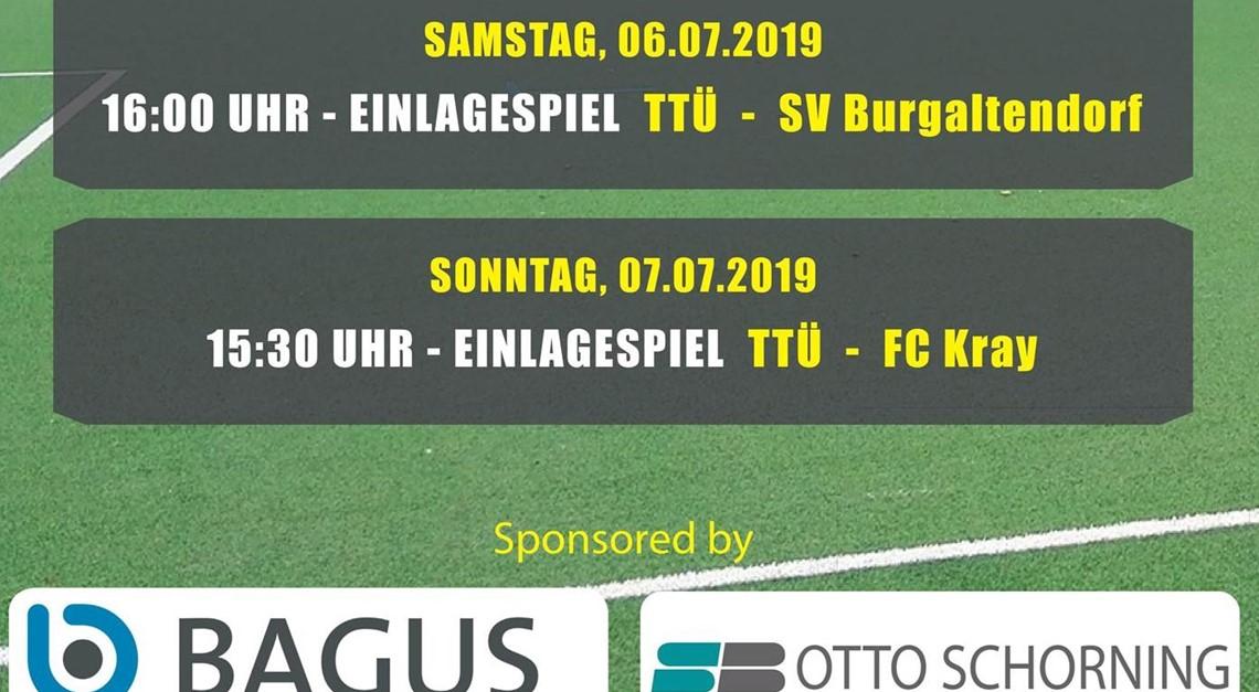 Teutonencup zur Eröffnung der neuen Saison