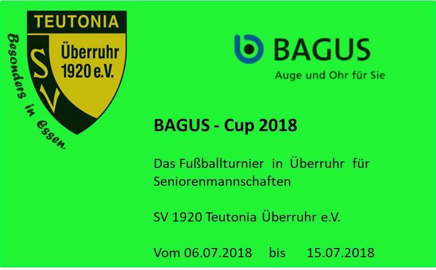 Bagus - Cup 2018