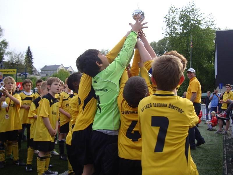 Trainingszeiten Jugend 2019 / 2020