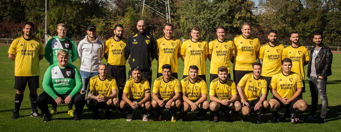 Mannschaftsfoto SV Teutonia Überruhr 4