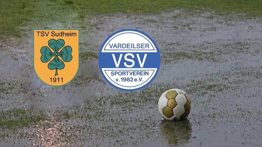 Das Spiel der Ersten beim TSV Sudheim fällt aus!