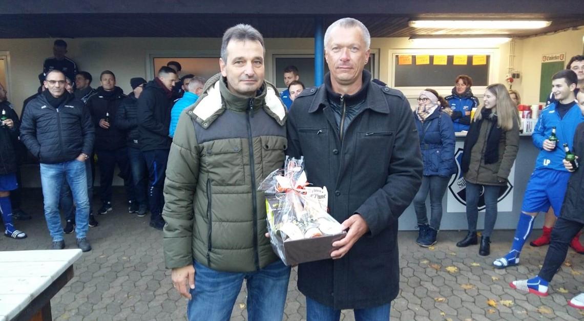 """Der FC sagt """"Danke Carsten!"""""""