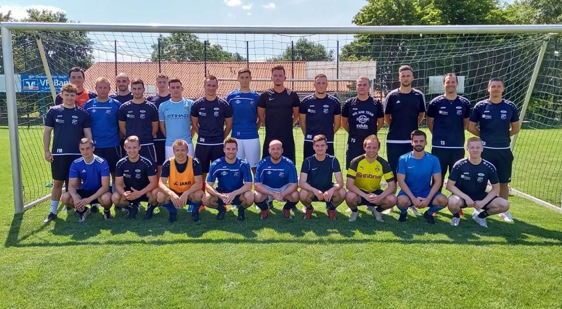Pokalspiel gegen SG Rehbachtal