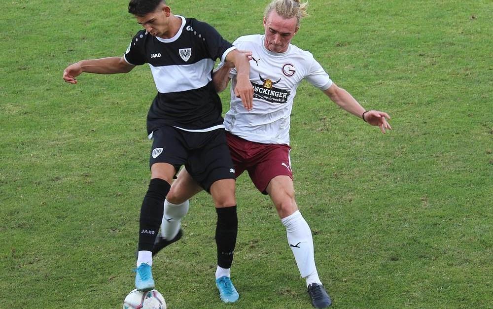 Niederlage im Test gegen SC Preußen Münster