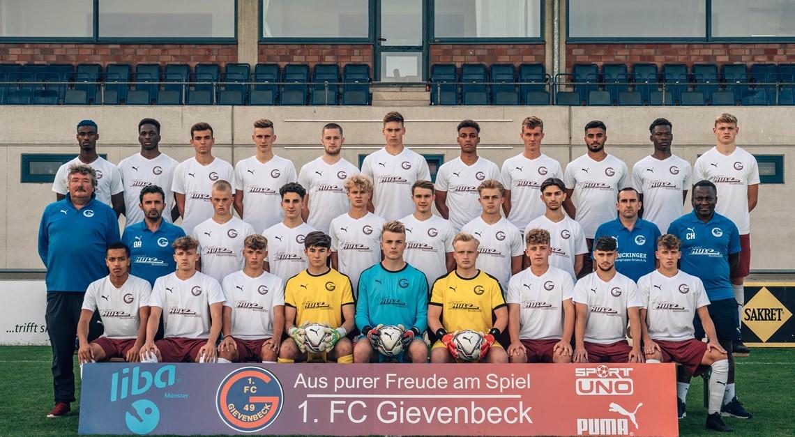 U19 startet in guter Frühform in die Westfalenliga