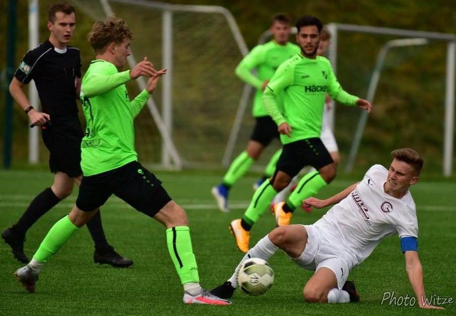 U19 spielt 0:0 in Rödinghausen