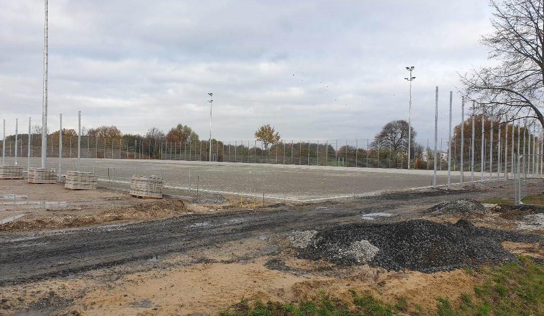 UKM-Arena geht in letzte Bauarbeiten