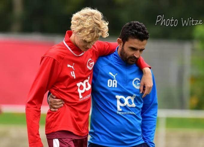 Omid Asadollahi verlässt FCG zu Saisonende