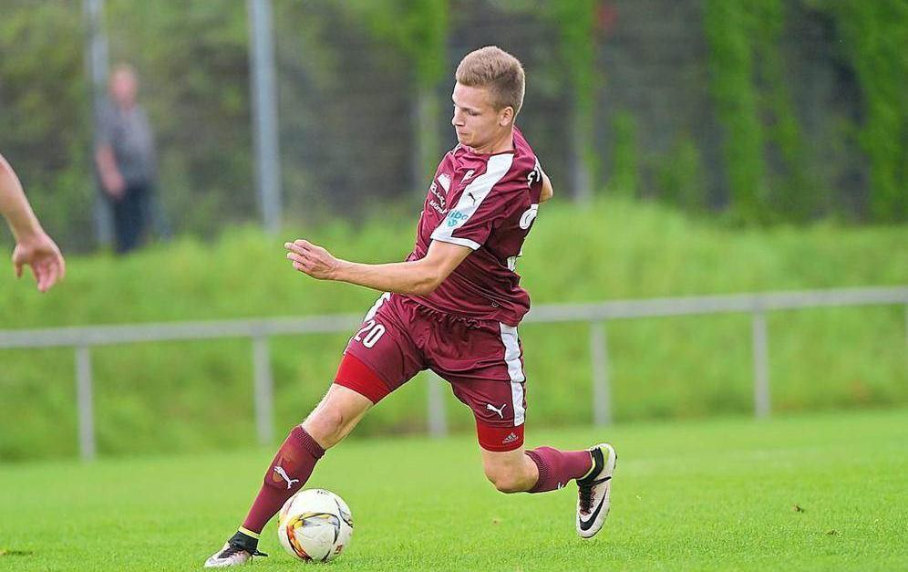 Arne Stegt wechselt zu sofort zum TuS Hiltrup