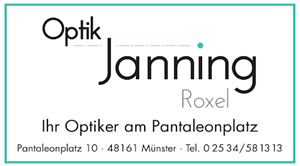 Sponsor - Optik Janning