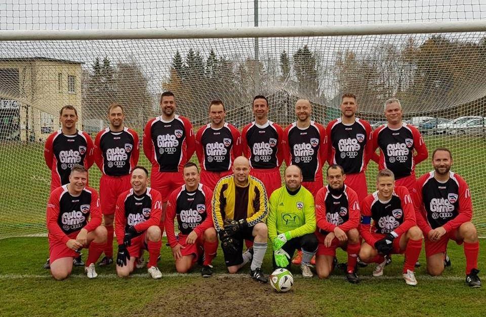 DFB Pokalaus in Runde Eins