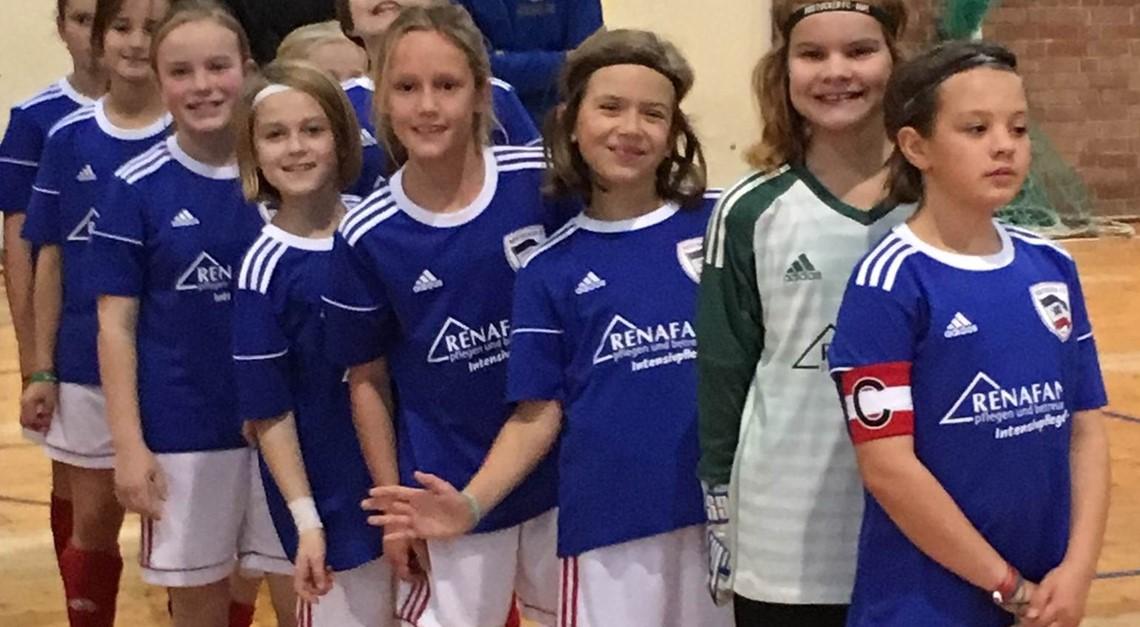 E-Juniorinnen qualifizieren sich für Endrunde