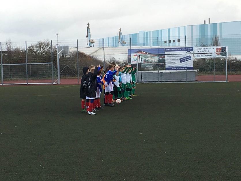D1 vs. PSV Wismar (Pokal)