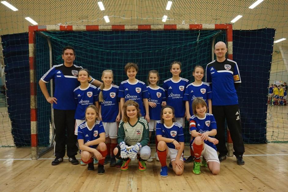 E-Juniorinnen gewinnen Allianz Juniorscup