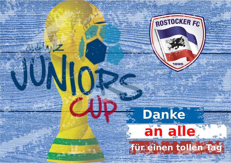 1. Allianz Juniors Cup war ein voller Erfolg