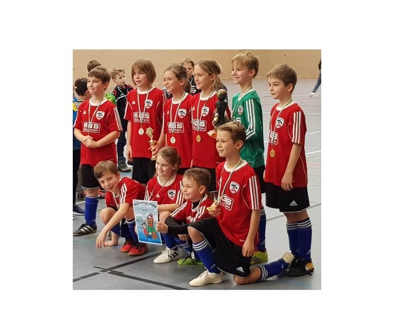 Mixed-Team (F-Ju./E-Mä.) gemeinsam erfolgreich