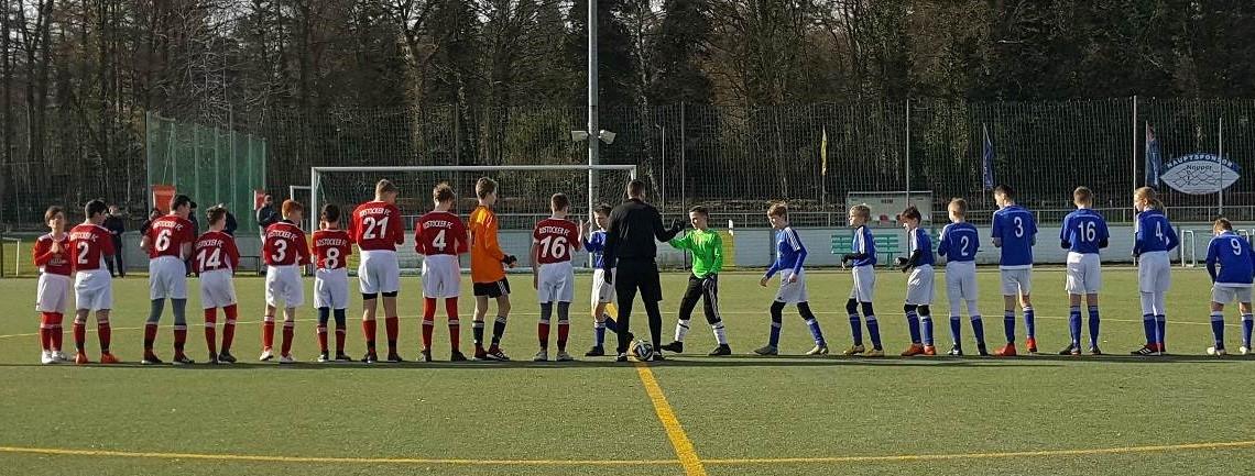 C-Junioren gewinnen im Landespokal