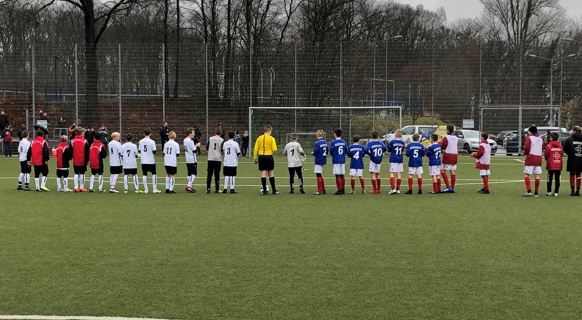 Rückrundenauftakt beim VfL Bergen misslingt
